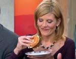 VIDEO: Bacon cheeseburger served on a Krispy Kreme donut bun is a junk foodies dream.
