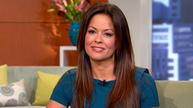 "VIDEO: ""Dancing With the Stars"" co-host Brooke Burke shares insights from her new book."