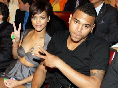 VIDEO: Rihanna reportedly goes back to Chris Brown.