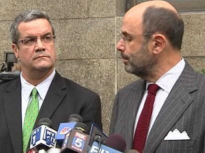 VIDEO: Joe Halderman Seeks to Dismiss Charges