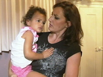 VIDEO: Adoptive mother Stacey Doss may have to return her child to the father.