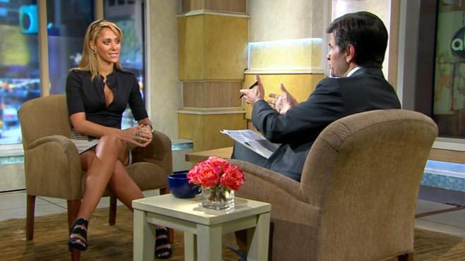 VIDEO: Sports Reporter Takes Spotlight