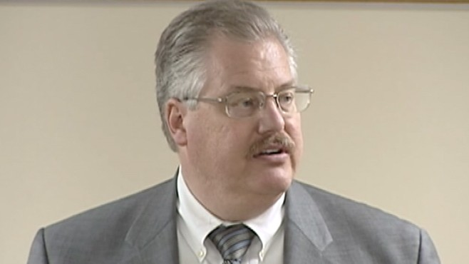 VIDEO: A third woman alleges that Kenneth Kratz sent her sexually-charged messages.