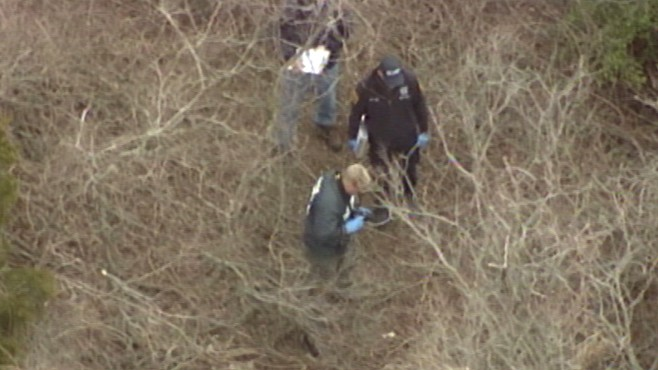VIDEO: Three new bodies linked to suspected serial killer in New York.