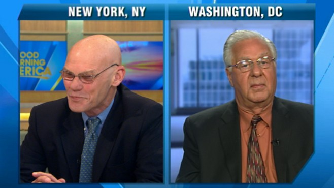 VIDEO: James Carville and Dick Armey on whether the new Congress can work together.
