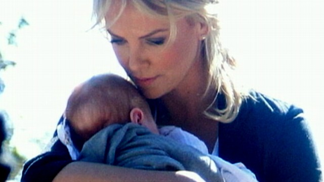 VIDEO: Star, now mom to baby Jackson, joins growing list of single Hollywood mothers.