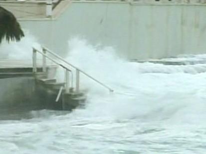 VIDEO: Hurricane Idas Late-Season Wrath