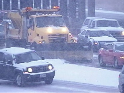 VIDEO: Snow and ice make roads extremely hazardous and in some cases, deadly.