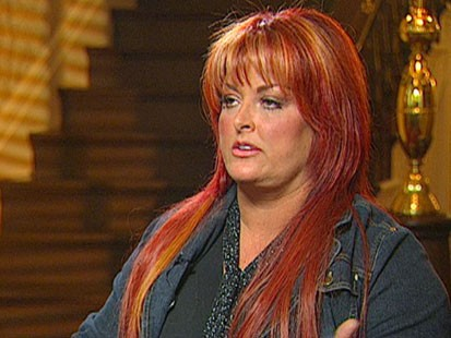 A picture of Wynonna Judd.