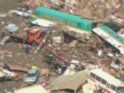 VIDEO: 8.8 Earthquake Hits Chile