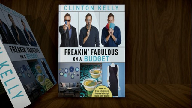 """VIDEO: The co-host of ABCs """"The Chew"""" and TLCs """"What Not to Wear"""" discusses his new book."""