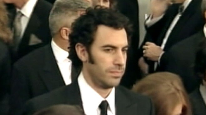 "VIDEO: Sacha Baron Cohen to Star in ""Dictator"""