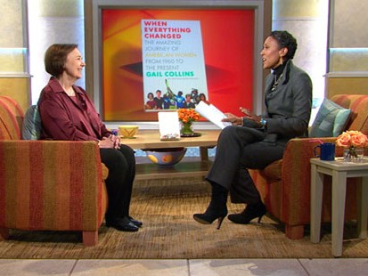VIDEO: Robin Roberts and Gail Collins