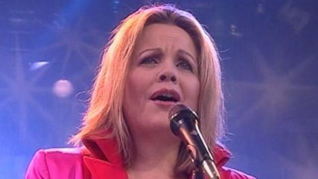 VIDEO: Renee Fleming is the first opera singer ever selected to sing at the NFLs championship game.