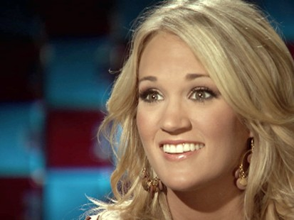 "VIDEO: Underwood speaks about returning to college after winning ""American Idol."""