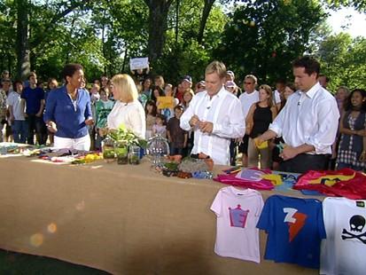 "VIDEO: ""GMA"" contributor Tory Johnson explains how to make money with Etsy.com."
