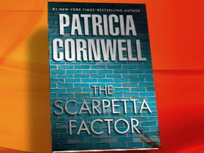 VIDEO: Patricia Cromwell: The Scarpetta Factor