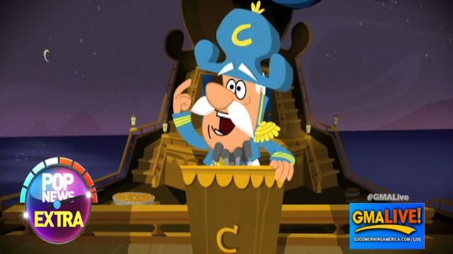 VIDEO: Cap?n Crunch Responds to Crunchgate