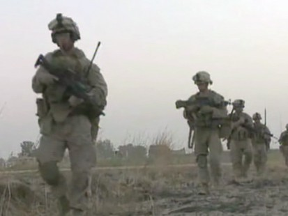 VIDEO: 8 Years in, Obama Weighs Afghanistan Options