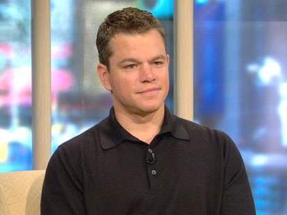 VIDEO: Matt Damon talks about playing a whistle-blower in his new movie.
