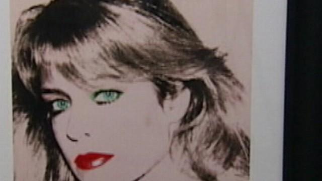 VIDEO: Police believe they have tracked down a missing portrait of Farah Fawcett.