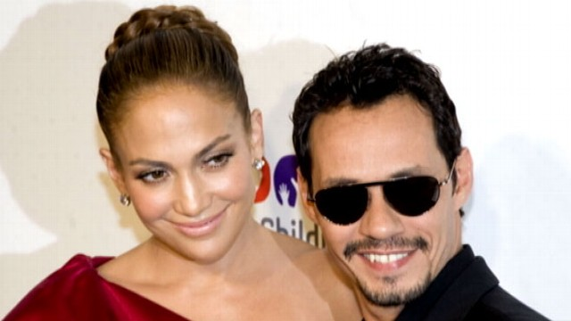 VIDEO: Jennifer Lopez and Marc Anthony announce the end of their seven-year marriage.