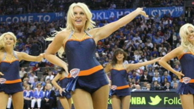 VIDEO: An online article attacks OKC Thunders Kelsey Williams for her weight.