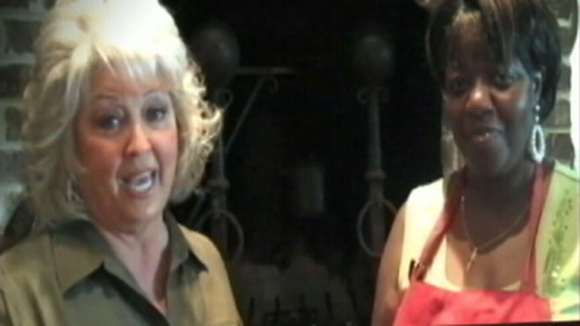 VIDEO: Paula Deen Cook Launches New Allegations of Racism
