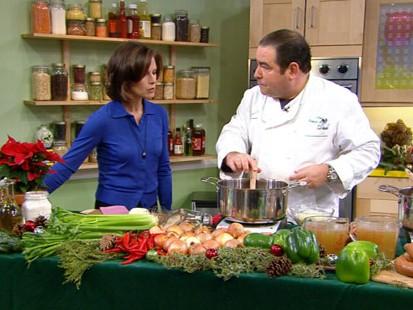 VIDEO: Emeril Lagasses Holiday Recipes