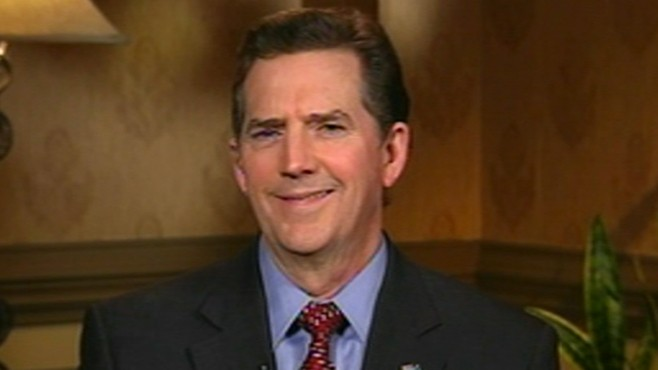 VIDEO: Republican Senator from South Carolina looks forward to passing legislation.