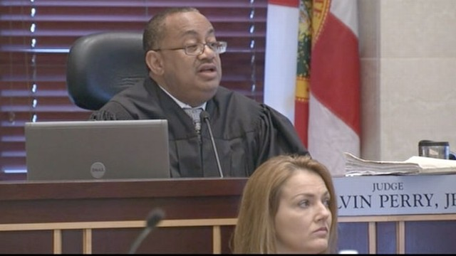 VIDEO: Judge Belvin Perry scolds lawyers on both sides for squabbling.