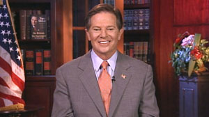 "Tom Delay said on ""Good Morning America"" that he ""jumped at the chance"" to appear on "" Dancing with the Stars."""