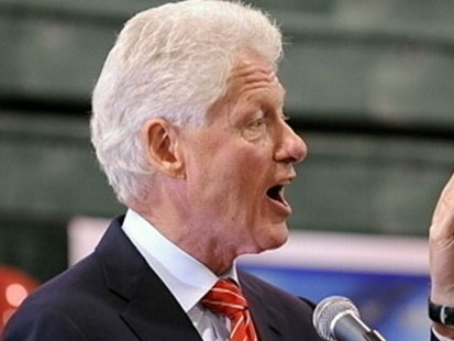 VIDEO: The Democratic Party is asking on former President Bill Clinton for help.