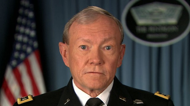 VIDEO: Chairman of the Joint Chiefs of Staff discusses the situation in the Middle East
