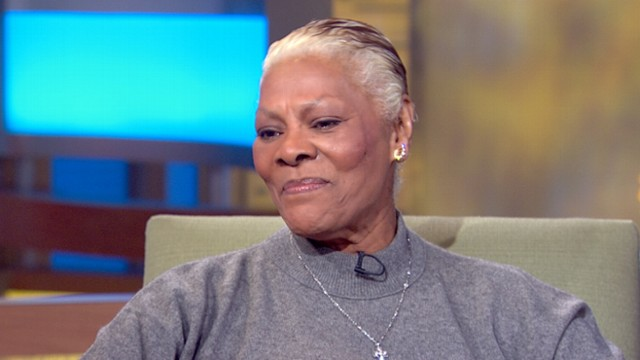 """VIDEO: Legendary singer gets emotional discussing loss of her cousin, friend on """"GMA."""""""
