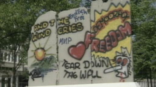 VIDEO: Exclusive: Inside the Kremlin as the Berlin Wall Fell