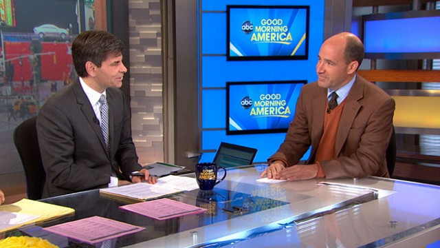 VIDEO: Matthew Dowd talks to George Stephanopoulos about the GOP candidates campaign.