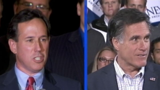 VIDEO: Polls show Mitt Romney is falling behind in his home state.