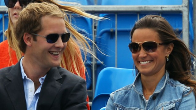 VIDEO: Some claim Kate Middletons sister is dating the Duke of Northumberlands son.