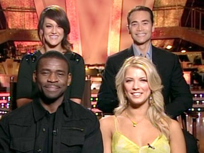 "VIDEO: Mark Dacascos and Michael Irvin talk about their experience on ""DWTS."""
