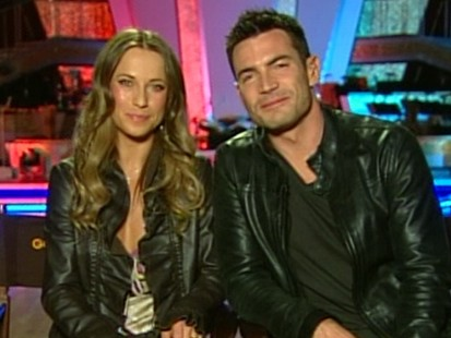 "VIDEO: Aiden Turner and Edyta Sliwinska reflect on their ""DWTS"" experience."