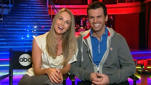 """VIDEO: Phillips, partner Tony Dovolani discuss their time on """"Dancing With the Stars."""""""