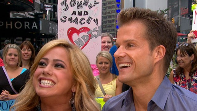 "VIDEO: Find out who fans chose to be the 13th contestant in the all-star season of ""DWTS."""