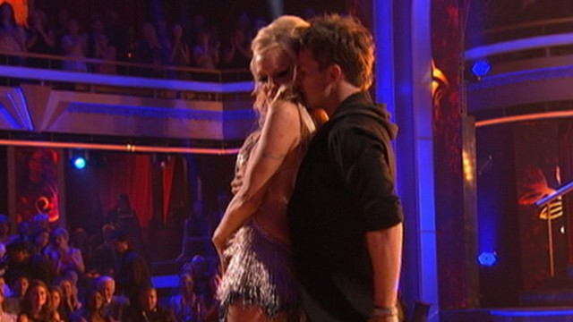 VIDEO: Tristan MacManus discusses being the one of the first couples booted from all-star cast.
