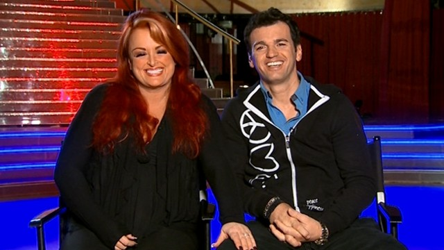 "VIDEO: Wynonna Judd and Tony Dovolani discuss their third-week elimination from ""Dancing With the Stars."""