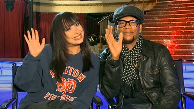 VIDEO: D.L. Hughley and Cheryl Burke discuss their experience of dancing on hit ABC series.