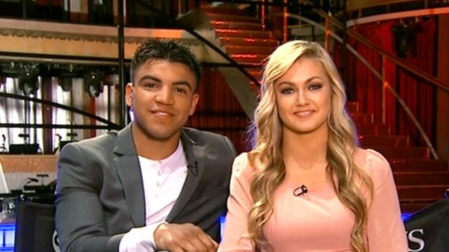 VIDEO: Victor Ortiz and Lindsay Arnold discuss their time dancing on the hit ABC show.