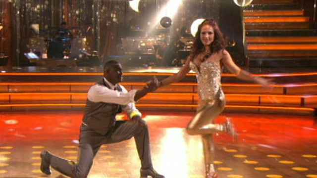 VIDEO: The competition was hot and spicy on Dancing With the Stars Latin night.