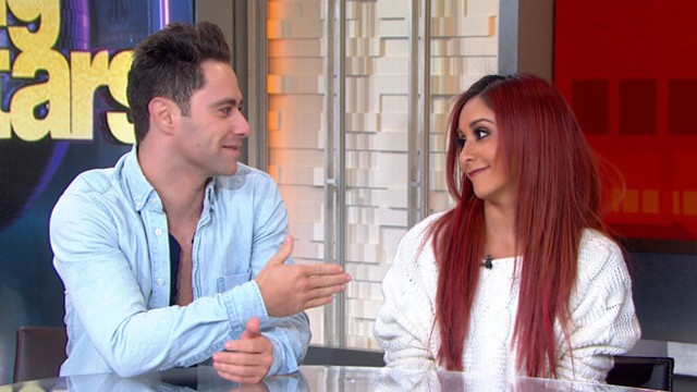 "VIDEO: The eliminated couple talk about their experiences on ""Dancing With the Stars."""