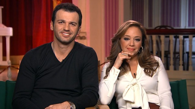 VIDEO: The actress and her partner, Tony Dovolani, talk about their time on the show.
